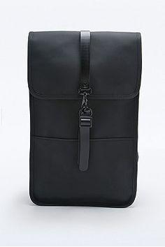 Rains Backpack in Black