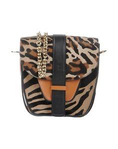 ALBERTA FERRETTI . #albertaferretti #bags #shoulder bags #hand bags #lining #fur #metallic #
