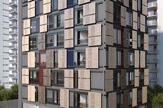 Edifício de Apartamentos em Moema (retrofit) | spbr arquitetos