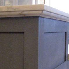 Granite Edge Bull Nose Countertop Edges HOUSE Ideas