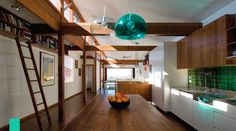 treetop dining - design: Your Abode