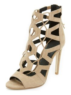 Rebecca Minkoff Roxie lace up sandals