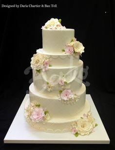 """Wedding cake Berko® Paris  """"La Belle Epoque"""""""