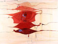 "Saatchi Art Artist Maria Teresa Rizzi; Painting, ""Horizontes"" #art"