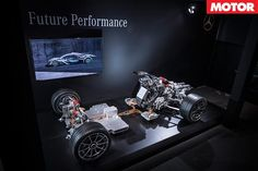 Examining the #Engine of the #Mercedes #AMG #ProjectOne #Hypercar