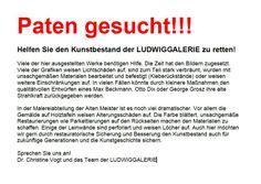 #sammlungo Wir suchen #paten für die #restauration!