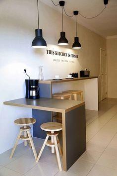kitchen: Cozinhas por Home Staging Factory