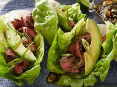 Light Tacos recipe from Marcela Valladolid via Food Network