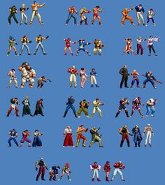 The King of Fighters characters