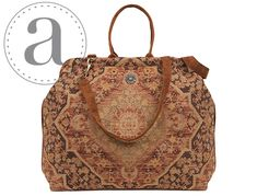 Atenti Prairie Bag at Dream Weaver Yarns LLC