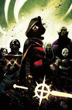 Guardians of the Galaxy by Matteo Scalera