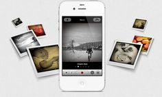 Recood Vintage Camera supports Upload video sharing video