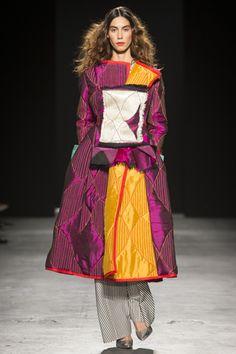 Constance Blackaller Westminster Fashion 2016