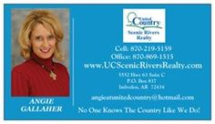 Angie Gallaher-United Country Scenic Rivers Realty