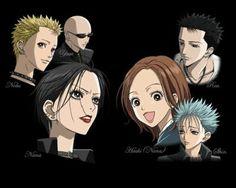 Nana Anime Sites, Picture Logo, Photo Black, Creative Writing, Anime Characters, Manga Anime, Album, Characters, Drawings