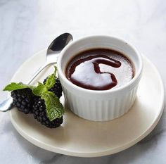 It's a big week for chocolate, so for here's a very chocolatey Jericalla. Jericalla is like a cross between a flan and a light custard, and it goes with absolutely everything. Chocolate Custard, Melting Chocolate, Chocolate Chocolate, Mexican Chocolate, Chocolate Desserts, Mexican Dishes, Mexican Food Recipes, Mexican Desserts, Mexican Cooking
