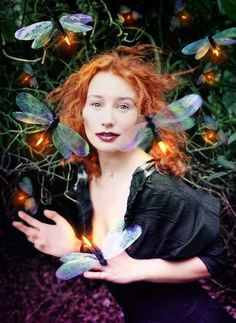 tori amos - © David Lachapelle