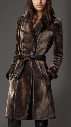 054dd1913 Shearling Coats Women