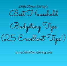 Household Budgeting Tips budgeting budget tips #budget