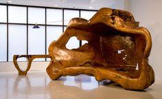 Hugo Franca's cocoon sculptures!   http://www.r20thcentury.com/exhibition_detail.cfm?id=84&extoGet=previous&designer_id=0