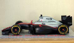 mclaren 2015 F1 racing car birthday cake