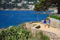 ETAPA 14 · PALAFRUGELL – PALAMÓS · Por la vía verde hasta la playa más virgen de la Costa Brava - Ruta Cicloturística Catalana - Pirinexus