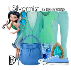 """Silvermist"" by leslieakay ❤ liked on Polyvore featuring мода, Mixit, J Brand, Volcom, Art' É By Marani, Hillier London и Converse"