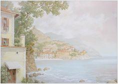 Роспись стен спальни | тм-цвет.рф/ | TM-TSVET | Flickr