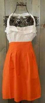 perfect game day dress! Hook 'em! Just need it a little more of a burnt orange