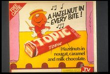 A hazelnut in every bite, I remember! Yes, funny how you always remember right at the end...