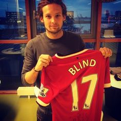 The Dutch are known for their talented football players, and they're easy on the eye too. Daley Blind has an irresistible boyish charm. | 23 Dutch Men Who Will Burst Your Dam