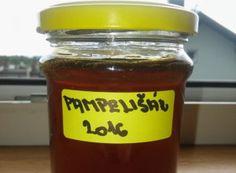 Recepty na domácí pampeliškový med | NejRecept.cz