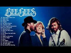 BeeGees Greatest Hits Full Album 2020 💗 Best Songs Of BeeGees Playlist 2020 - YouTube Robin, Nights On Broadway, Finish The Lyrics, I Started A Joke, Bonnie Tyler, Barry Gibb, Christina Aguilera, Great Bands, Best Songs