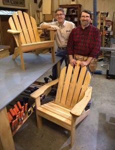 chairs - Norm Abram's Adirondack Chair Plans Build A Comfy Spot to Find Restful Respite Popular Woodworking Magazine