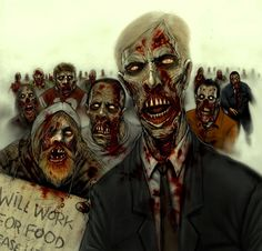 Zombies 5 Cover by SavageZombie on deviantART