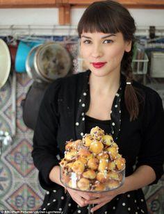 Rachel Khoo- Croquembouche