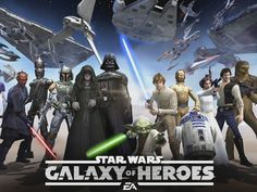 Download Star Wars Galaxy of Heroes for PC