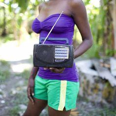 Radio Days // Paolo Woods. Haiti