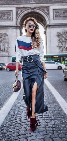 Dresses are a definite staple for spring and summer – but which styles should you invest in this season? We kept a close eye on what was trending on the streets this fashion month to find out. Keep scrolling for 30 trends we spotted, plus how to wear them now.               …