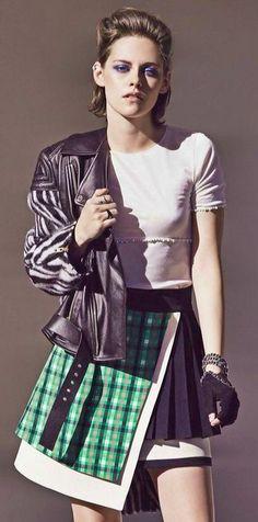 Kristen Stewart - Nylon Magazine, 9/15