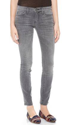 ankle skinny jeans / current/elliott