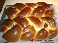 Greek Desserts, Greek Recipes, Meals Without Meat, Biscuits, Cooking Time, Summer Time, Vegetarian Recipes, Deserts, Brunch