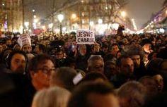 REUTERS/Youssef Boudlal  Paris se levanta