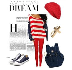 My polyvore outfit :)