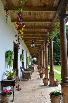 Hacienda Santa Maria by Rob Dack