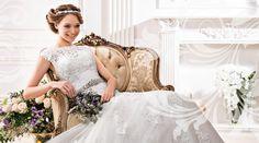 Бренд Naviblue выпустил три линии свадебных платьев: Idylly, Romance и в 2015 году — Brilliance.