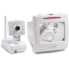 Summer Infant - Day & Night Baby Video Monitor. I am gonna need one for when my baby has his own room