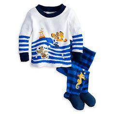 Finding Nemo PJ Pal for Baby | PJ Pals | Disney Store