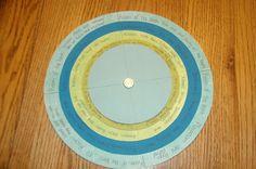 Chore Chart...aka: Chore Wheel