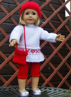 Ravelry: Jacknitss' Valentines Day Outfit